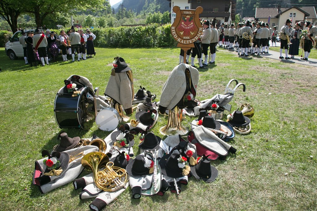 Gauderfest in Zell am Ziller - 06.05.2018