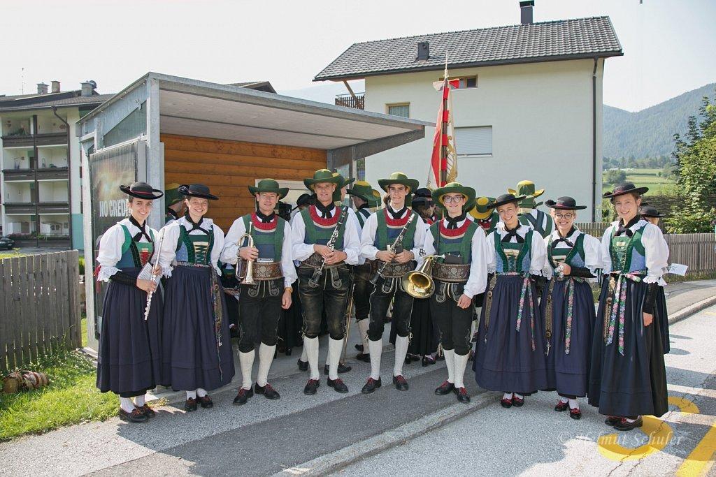 200 Jahre Musikkapelle St. Lorenzen - 05.08.2018