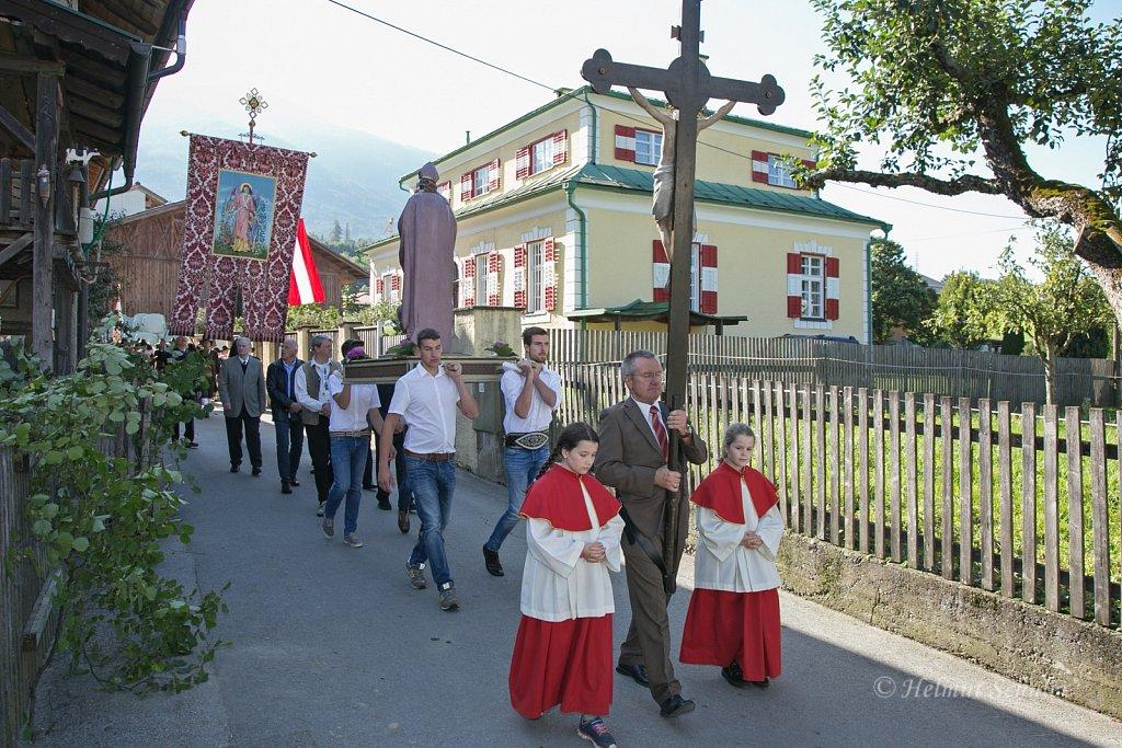 Schutzengel-Prozession in Aldrans - 29.09.2019